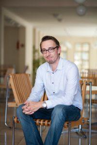 Portrait Florian Reichold