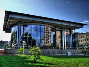 Landtag Aussenansicht