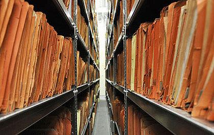 Stasi-Akten (Symbolbild)
