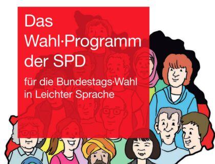 Wahlprogramm SPD Leichte Sprache